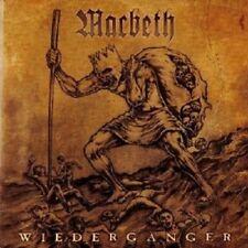 MACBETH - WIEDERGÄNGER  CD  10 TRACKS HARD 'N' HEAVY / THRASH METAL  NEW+