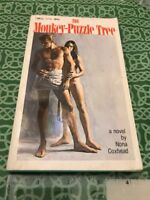 The Monkey-Puzzle Tree Nona Coxhead Pulp Sleaze Novel FREE SHIPPING