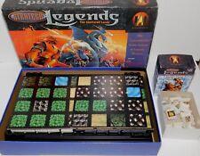 Stratego Legends The Shattered Lands Avalon Hill & Expansion Pack