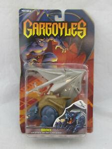 NEW Gargoyles Bronx w/ Attack Jaw & Glider Wings Action Figure Kenner 1995 NOC