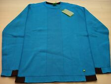 HUGO BOSS GREEN LABEL  MEN'S SWEATER PULLOVER, SZ: L ,NEW WITH TAGS