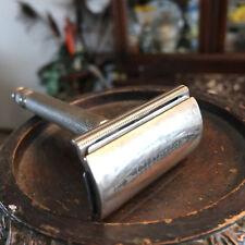 Vintage Gillette Razor Silver Toned Canada