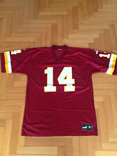 Jersey Maglia Football Americano Brad Johnson Washington Redskins NFL VTG Puma L