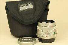 Mint Pentax FA 77mm f/1.8 Limited SILBER Objektiv Made in Japan