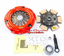 XTD STAGE 3 CERAMIC RACING CLUTCH KIT 2003-2008 MAZDA 6 2.3L DOHC