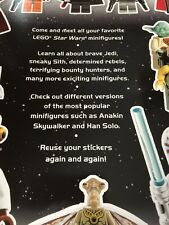 Ultimate Sticker Collection: LEGO Star Wars: Minifigures (Ultimate Sticker...