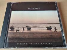 TRANSLATOR - Evening Of The Harvest CD New Wave / Alternative Rock