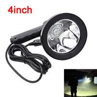 4inch 100W Driving Lamp LED Spotlight Hunting Hand Held Spot Light Searchlight