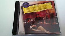 """DANIEL BARENBOIM & ZUKERMAN """"BERG KAMMERKONZERT CHAMBER CONCERTO"""" CD 8 TRACKS"""