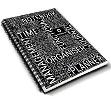 Student A5 Project Book Notepad for University or College Made in UK by ONITBOOK