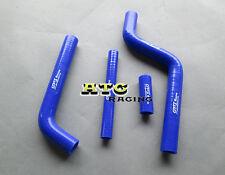 Silicone Radiator Hose for YAMAHA YZ 125 YZ125 1996-2001 96 97 98 99 00 01 BLUE