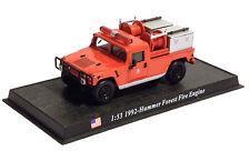 POMPIERI VIGILI DEL FUOCO - HUMMER FOREST FIRE ENGINE - 1:53 - 1992
