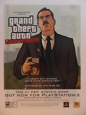 2006 Print Ad Video Game Grand Theft Auto Liberty City Stories