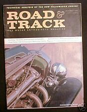 ROAD & TRACK Magazine December 1960 Mercedes Benz