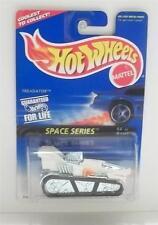 HOT WHEELS SPACE SERIES TREADATOR RARE WHITE VERSION #391 1996 NRFP