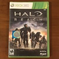Halo Reach (Xbox 360, 2010) Complete & Tested!!!
