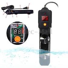 Auto Adjustable Submersible Aquarium Fish Tank Water Heater Thermostat 100W 220V