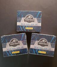 Panini Jurassic World Fallen Kingdom Trading Cards  3 Displays = 72 Tüten OVP 1A