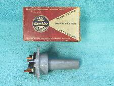 1963-64 AMC RAMBLER CLASSIC AMBASSADOR  IGNITION SWITCH   NOS 1216