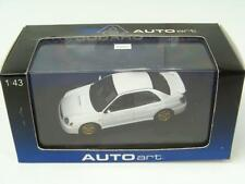 AUTOart Subaru Diecast & Vehicles