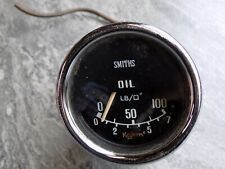 Vintage Smiths Oil Gauge - Austin Alvis MG Morris Riley Hillman?
