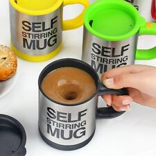 Automatic Self Stirring Thermal Mug/Cup 400ml