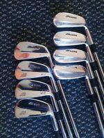 Mizuno Mp37 Iron Set 3-PW Dynamic Gold S300 Golf Pride Grips *Excellent*