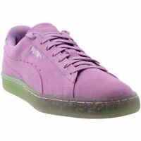 Puma Suede Summer Nights Fade  Casual   Sneakers - Purple - Mens