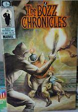 Marvel / Epic Comics- The Bozz Chronicles Bozz No. 6 1986 Mint!