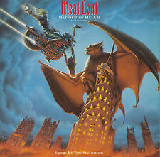 Meat Loaf Bat Out Of Hell II 2 Back Into Hell CD Album