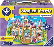 Orchard Toys MAGICAL CASTLE Educational Game Puzzle BN