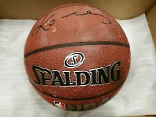 Kobe bryant signed autograph basketball ball