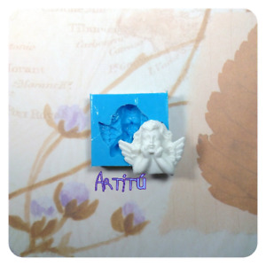 Stampo silicone angelo vers. 1 stampo per resina gesso - stampi gomma angeli
