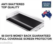 Premium Full Cover Film Guard Protector LCD For Samsung Galaxy S6 Edge
