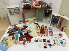 New ListingVintage Tammy Barbie Vicky Little Miss Traveler Trunks Accessories Doll Clothes