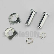 Foot Pegs Mount Kit Pins For Harley Dyna Softail Sportster V Rod Night Rod FLHX