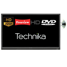 "Technika 24F22B-HD/DVD 24"" LED TV DVD Combi HD Ready Unit Only With Power Lead"
