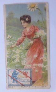 Kaufmannsbilder, Chocolat Tobler, Frauen, Mode, Serie 1,    1900 ♥