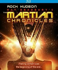 The Martian Chronicles [New Blu-ray] 2 Pack