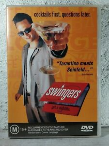 Swingers Get a Nightlife DVD_Region 4_VINCE VAUGHN_Comedy