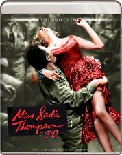 Miss Sadie Thompson 3D / 2D (1953) Blu-ray NEW Rita Hayworth Twilight Time
