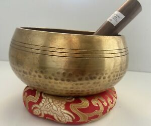 Singing Bowl-16cm-Free Postage