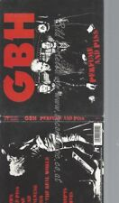 CD--GBH--PERFUME AND PISS