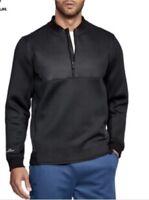 UA Unstoppable GORE-Tex WINDSTOPPER ½ Zip Jacket Black XL Water MSRP $120 NEW