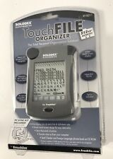 Franklin Rolodex Electronics Touch File Organizer RT-8211 - NEW & Sealed