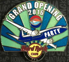 Hard Rock Cafe TAMPA BAY AIRPORT 2016 GRAND OPENING PARTY GO PIN LE 400 New! TPA