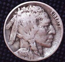1918-D Buffalo Nickel 5(C) Denver Mint Better Date #A116
