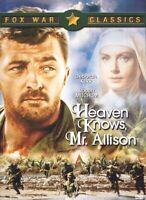 Heaven Knows Mr. Allison New DVD