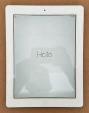 """Excellent Used Apple iPad 2 16GB Wi-Fi 9.7"""" White MC979LL/A Bluetooth A1395"""