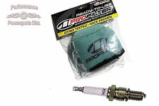 Yamaha Tune Up Pre-Oiled RTU Air Filter & Spark Plug For Breeze 125 1998-2004